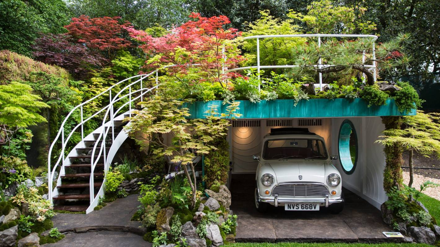 Ask the professionals: five simple rules of garden design ...
