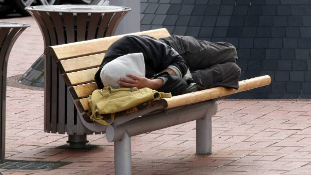 Wellington City Council acknowledges that homelessness has become a significant problem in the city.