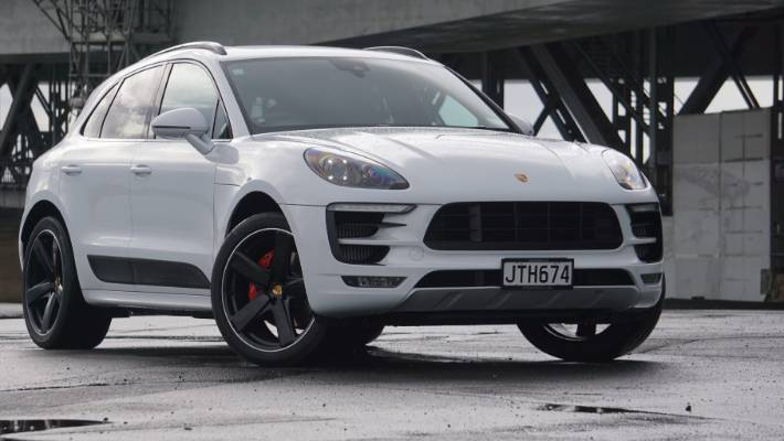 Porsche Macan Becomes A Whole New Animal In Gts Trim Stuff Co Nz