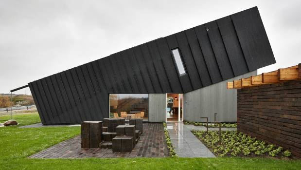 Astounding Scandinavian House Design Nz Pictures - Simple Design ...
