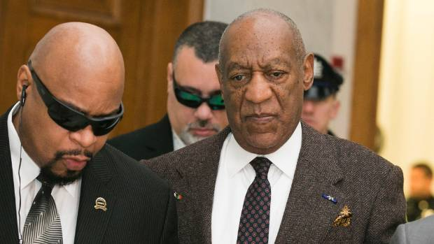 Actor and comedian Bill Cosby arrives at a hearing at Montgomery County Courthouse in Pennsylvania.
