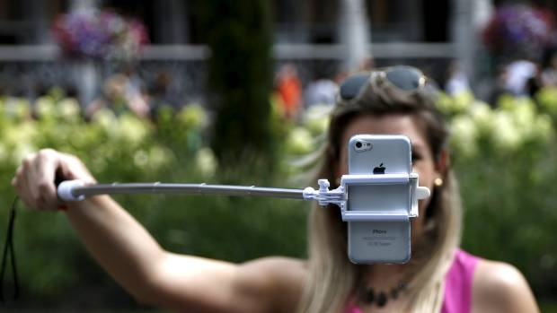 """People have """"critical blackouts"""" when taking selfies, leading to bad decisions and even death."""