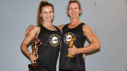 Mother and daughter bodybuilders reap rewards | Stuff co nz