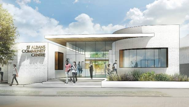 New St Albans Community Centre Design Out For Public To Have A Say