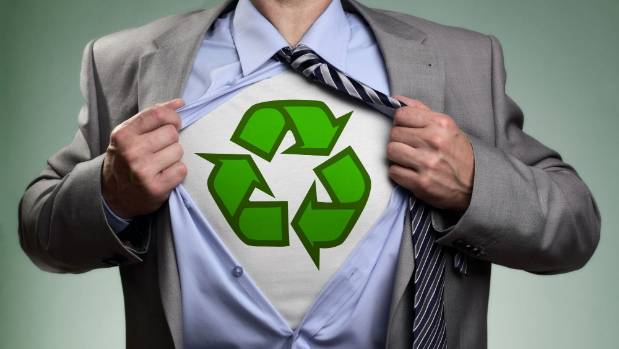 Many businesses are taking a leadership position taking on the challenges of climate change and environmental sustainability.