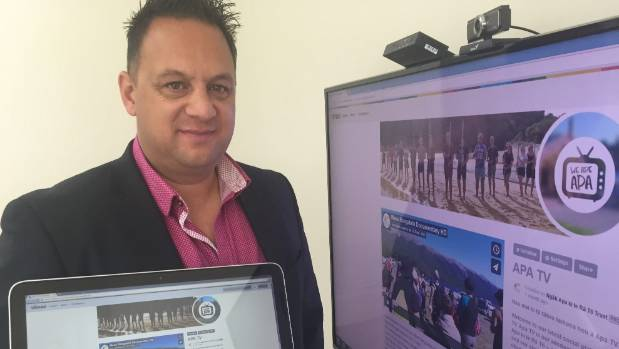 Ngati Apa ki te Ra To cultural adviser Kiley Nepia says a new online television channel will help the iwi to engage with ...