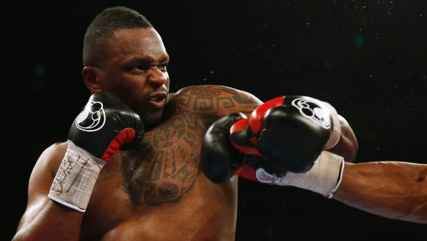 British boxer Dillian Whyte doesn't rate WBO champ Joseph Parker.