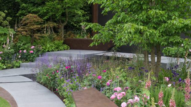 Gold medal winning show gardens from chelsea flower show 2016 - Chelsea flower show gold medal winners ...