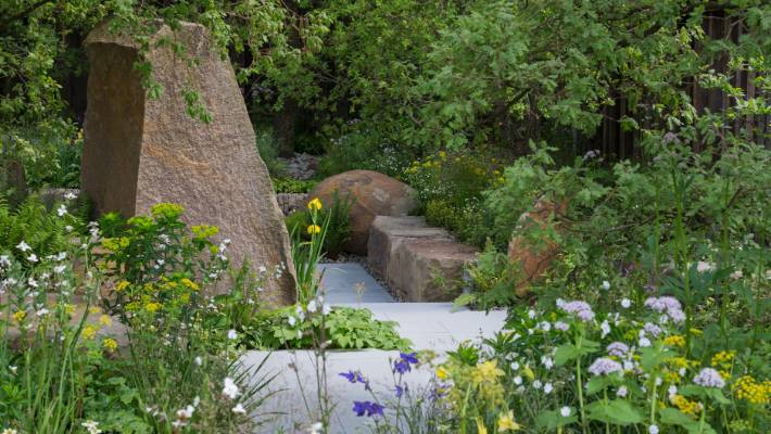 Cleve Westu0027s Mu0026G Garden For The 2016 RHS Chelsea Flower Show 2016 Was  Inspired By Teenage