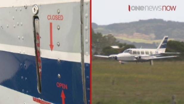 Passengers on board a Barrier Air flight have told TVNZ the aircraftu0027s door opened above Auckland & It was bloody scaryu0027 u2013 plane door appears to come ajar mid-air ... pezcame.com