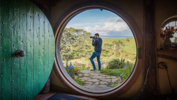 Shaun Jeffers went from being a Lord of the Rings fan to the official Hobbiton photographer.