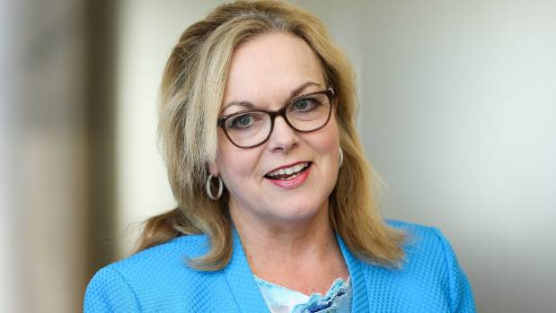 Police Minister Judith Collins says the new cash for police in the latest Budget is not for new recruits.