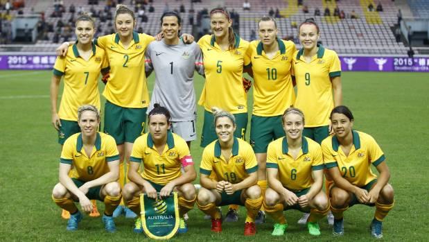 Australian women's football team thumped 7-0 by Newcastle ...