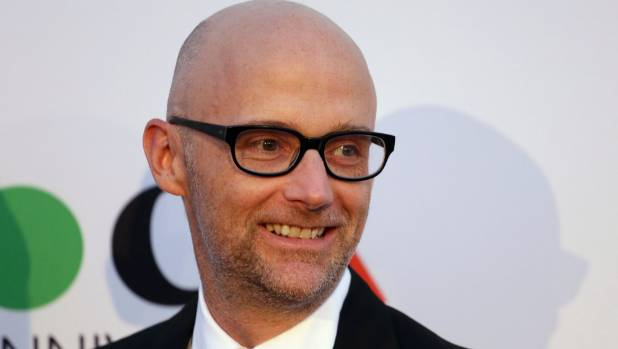 Moby says he'll perform if Donald Trump releases his tax records.