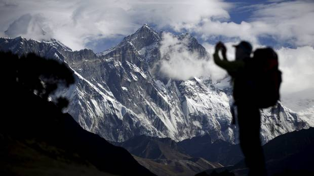 Although the Rathods were seen at the Everest base camp, no one had seem them higher up the mountain.
