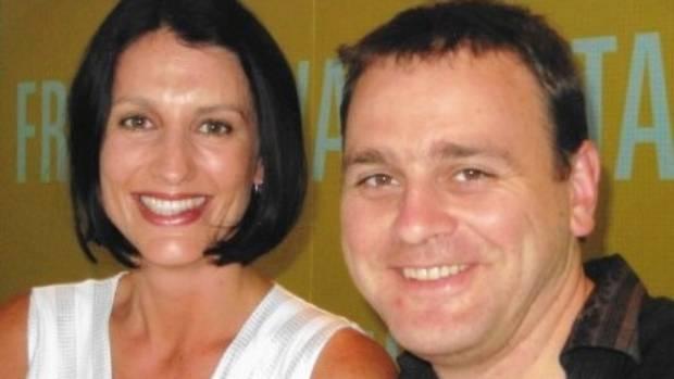 Matt Vickers and Lecretia Seales in 2010.