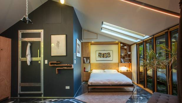 Transformer: Micro-apartment adapts to owner's needs
