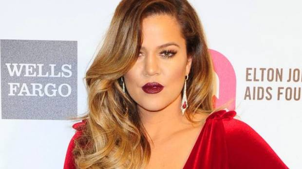 Khloe Kardashian has written a post about once struggling to keep up with her sisters in the style stakes.