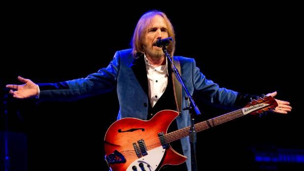 American rock legend Tom Petty dies aged 66