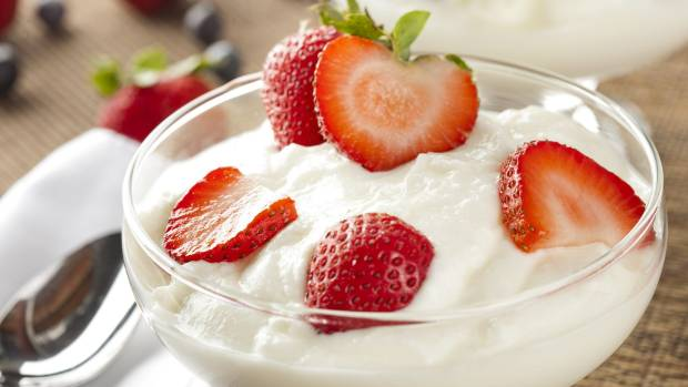 Did you know yoghurt could send you to the land of nod? We didn't.