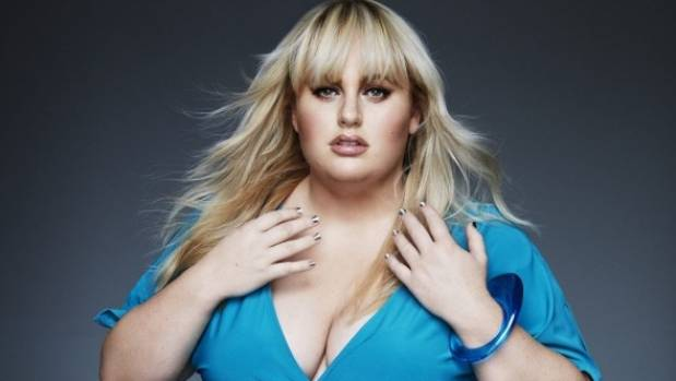 Rebel Wilson launches plus-size fashion range