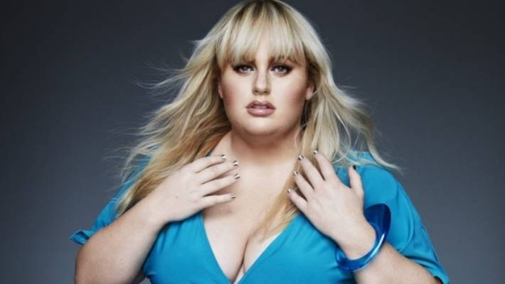 a49d23b678d Rebel Wilson says she wants to  give gorgeous ladies everywhere amazing  clothes that empower them