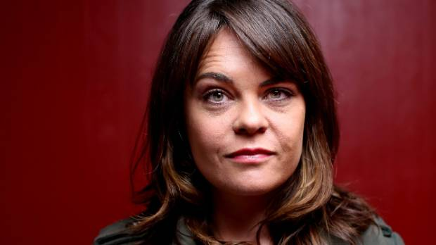 Presenter Heather Du Plessis Allan.