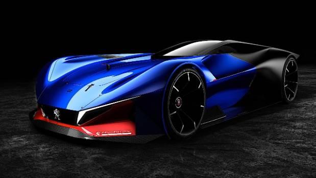 Peugeot L500R Hybrid concept revealed | Stuff.co.nz