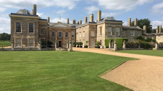 Stay At Princess Diana 39 S Childhood Home Althorp Estate