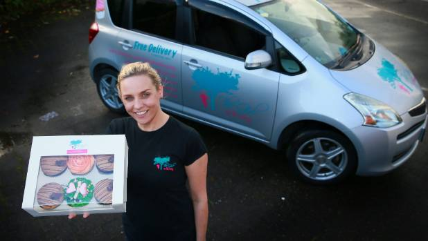 The Girl on the Swing owner Anj Jones has decided to leave Hamilton CBD, opting instead for a delivery service.