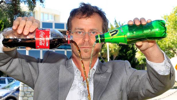 Nelson Marlborough District Health Board chief dental officer Rob Beaglehole is calling for sugary drinks to be banned ...