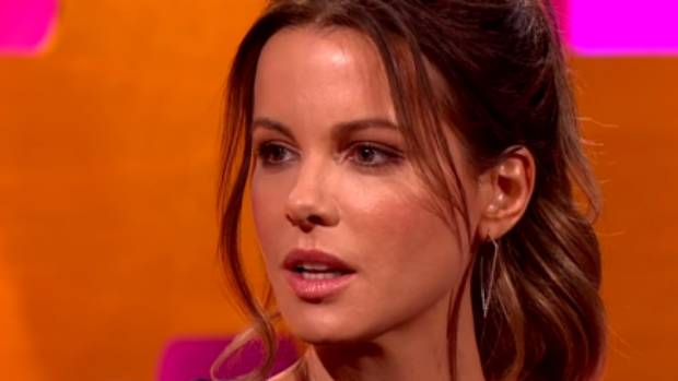 """Kate Beckinsale said Michael Bay didn't quite """"get"""" her look."""