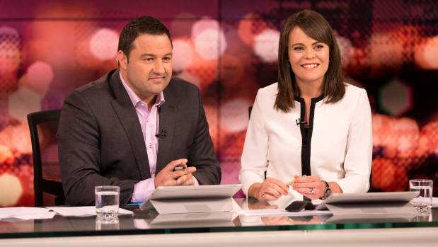 Duncan Garner and Heather du Plessis-Allan have been co-hosting the 7pm current affairs show Story.