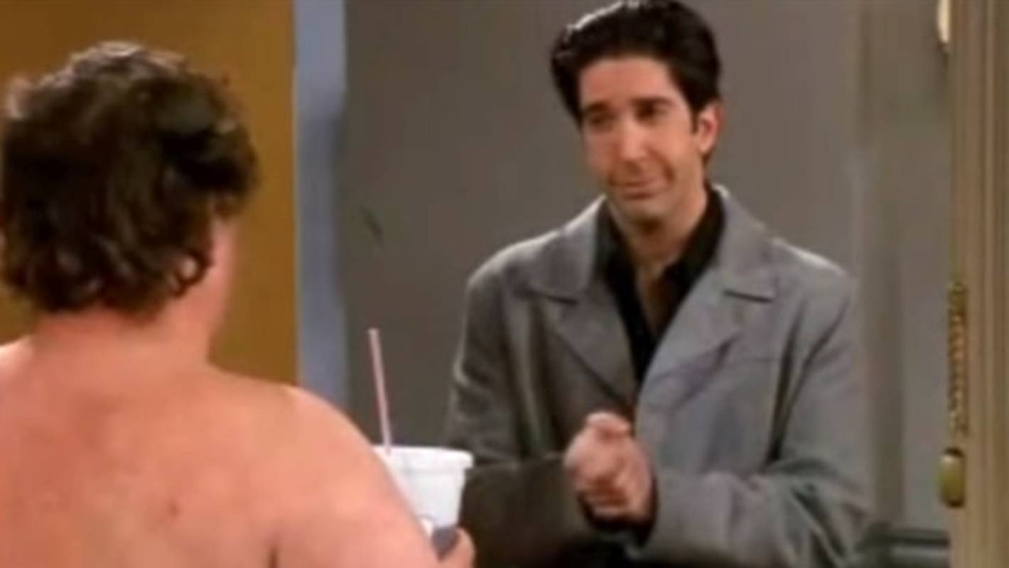 Ugly Naked Guy from Friends Revealed — Who Is the Actor
