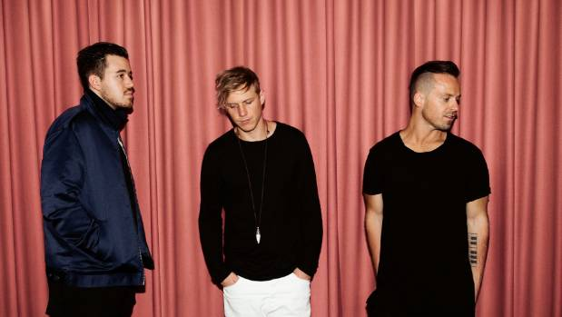 Aussie electronica group Rufus will be performing at Rhythm and Vines 2016.