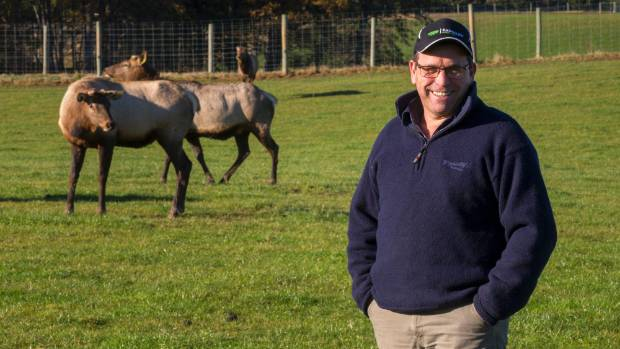 "Dave Morgan is part of a DEEResearch ""feed to profit"" initiative to spread interest among South Canterbury and North ..."