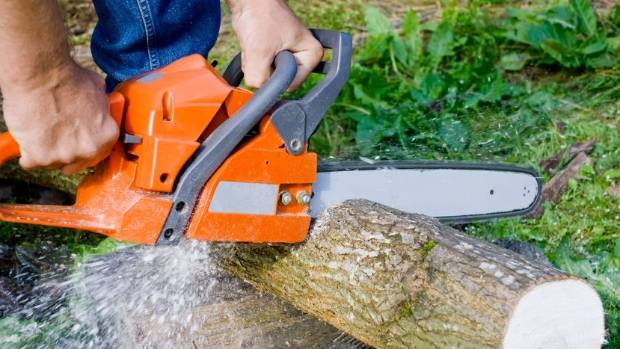 Injuries sustained when working with a chainsaw last year led to ACC claims worth more than $1.6m.