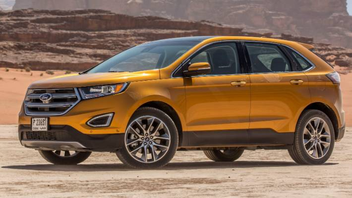 Ford Has Taken Edge From Us Market Crossover To Global Suv Its Coming To