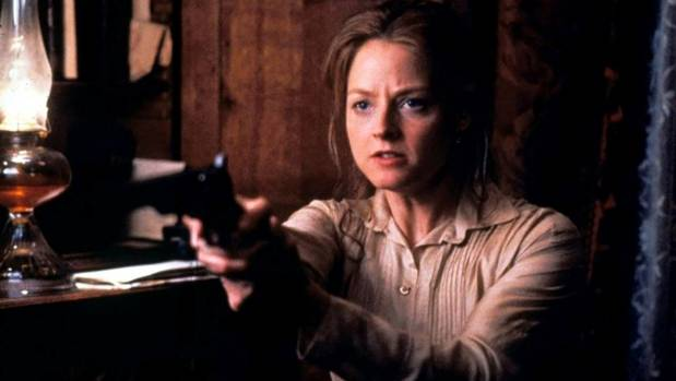 jodie foster ten of the best from taxi driver to the accused  laurel sommersby is not that best pleased to see her husband