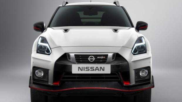Could a Nissan X-Trail Nismo really look like this artist's impression?