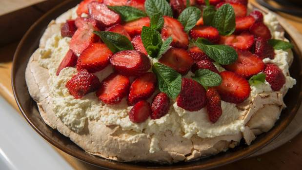 There can be more to Christmas lunch than a homemade pavlova (just think of all the mess!).