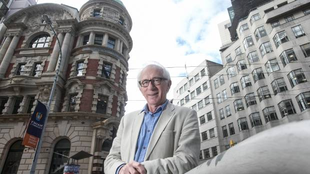Well-known Wellington developer and engineer Maurice Clark won the Greenwood Roche Wellington Laureate Award at this ...