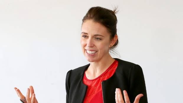 Labour's deputy Jacinda Ardern is a rising star in both the party and the popularity polls.
