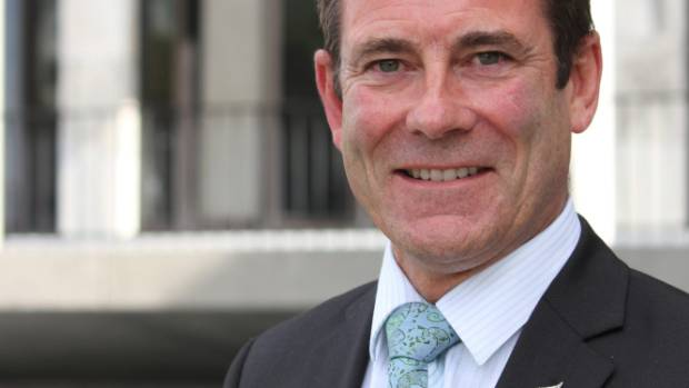 Immigration Minister Michael Woodhouse.