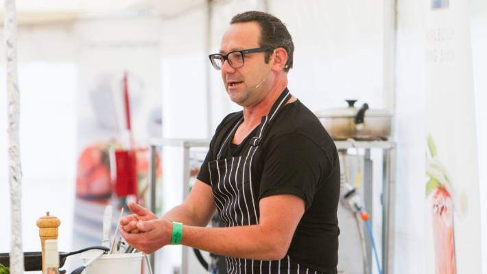 Chef Mike Van de Elzen believes there's plenty of demand for restaurants, but people are not paying like they used to.