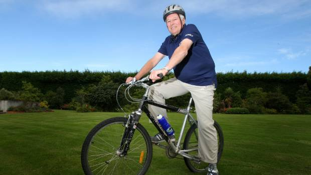 Graham Sycamore has been made a Member of the New Zealand Order of Merit for services to cycling.
