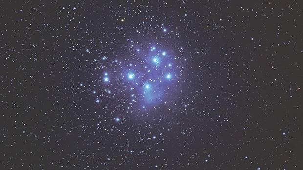 The Pleiades/Matariki cluster.