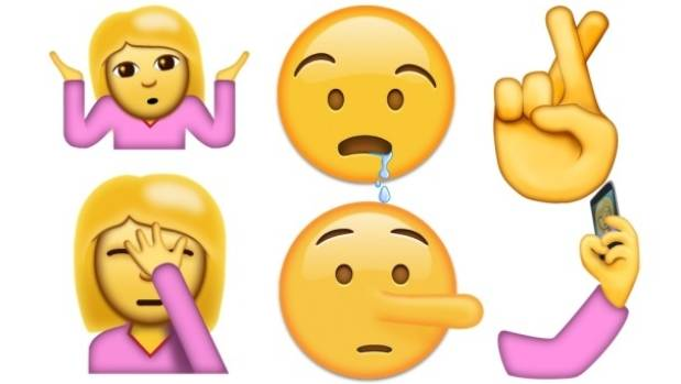 iphone new emoji new emojis to include palm shrug and selfie in next 4724