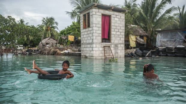 Climate Change I Fear Kiribati Will Be Gone Forever Stuff Co Nz