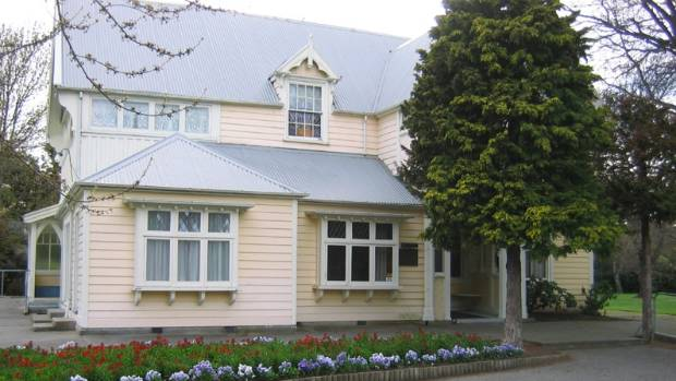 The Risingholme Community Centre in Christchurch.
